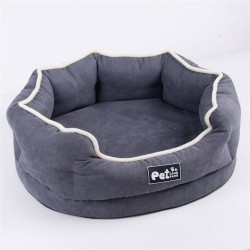 Pet Dog Bed For Small Large Dogs, Memory Foam Dog House Soft Detachable Pet Bed Sofa Breathable Puppy Kennel  - 7
