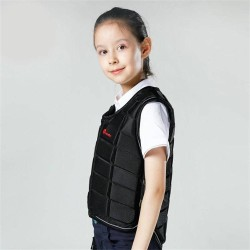 Equestrian Vest For Kids Thick Protective Vest Professional Outdoor Safety Horse Riding Vest