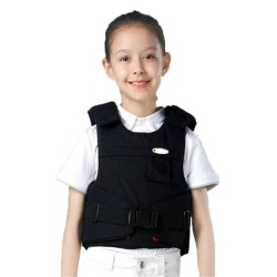 Kids Protective Vest Equestrian Equipment Horse Riding Vest Boy And Girl Children's Equestrian Protective Equipment  - 4