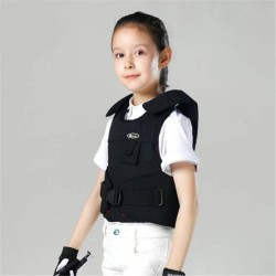 Kids Protective Vest Equestrian Equipment Horse Riding Vest Boy And Girl Children's Equestrian Protective Equipment  - 3
