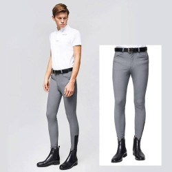 Equestrian Breeches for Men and Women, Horse Riding Pants Knight Breeches, Rider Clothes  - 1
