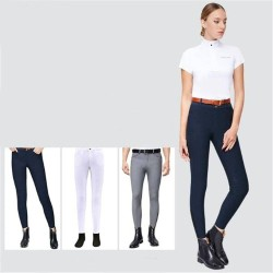 Equestrian Breeches for Men and Women, Horse Riding Pants Knight Breeches, Rider Clothes  - 4