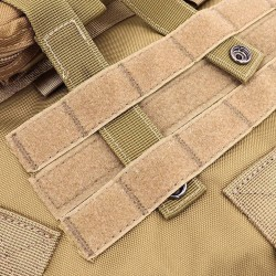 Tactical Dog Harness Pet Military Training Dog Vest German Shepherd Dog Harness  - 13