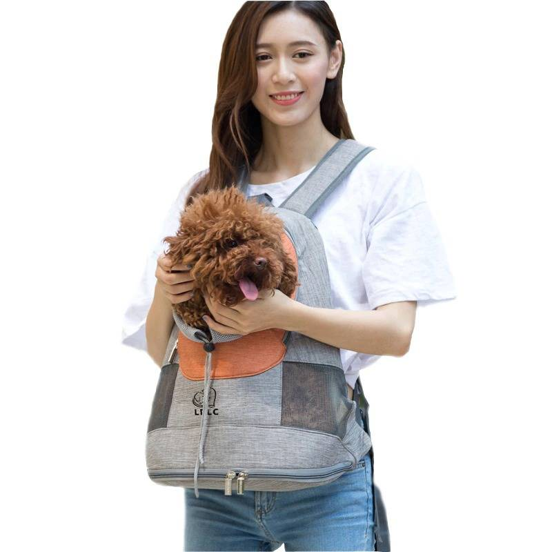 New Mesh Pet Dog Carrier Backpack Fashion Breathable Camouflage Outdoor Travel Products Bag for Dog Cat Chihuahua Backpack