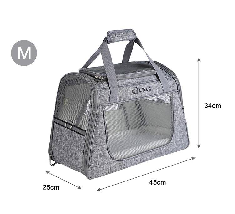 Pet Bag Portable Dog Cat Carrier Bag Pet Puppy Travel Bags Breathable Mesh Small Dog Cat Chihuahua Carrier Outgoing Pets Handbag