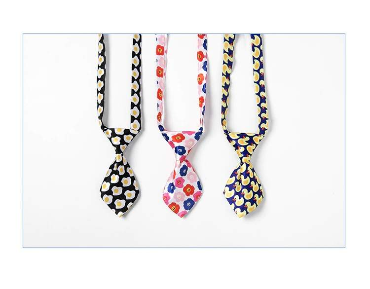 Neckties for Dog, Pet Butterfly Ribbon, Adjustable Pet Bow Ties, Dog Bowties Neck Ties Grooming Bows