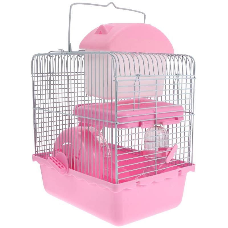 Double Layer Hamste Cage Durable Pet Hamster Cage Hamster Box