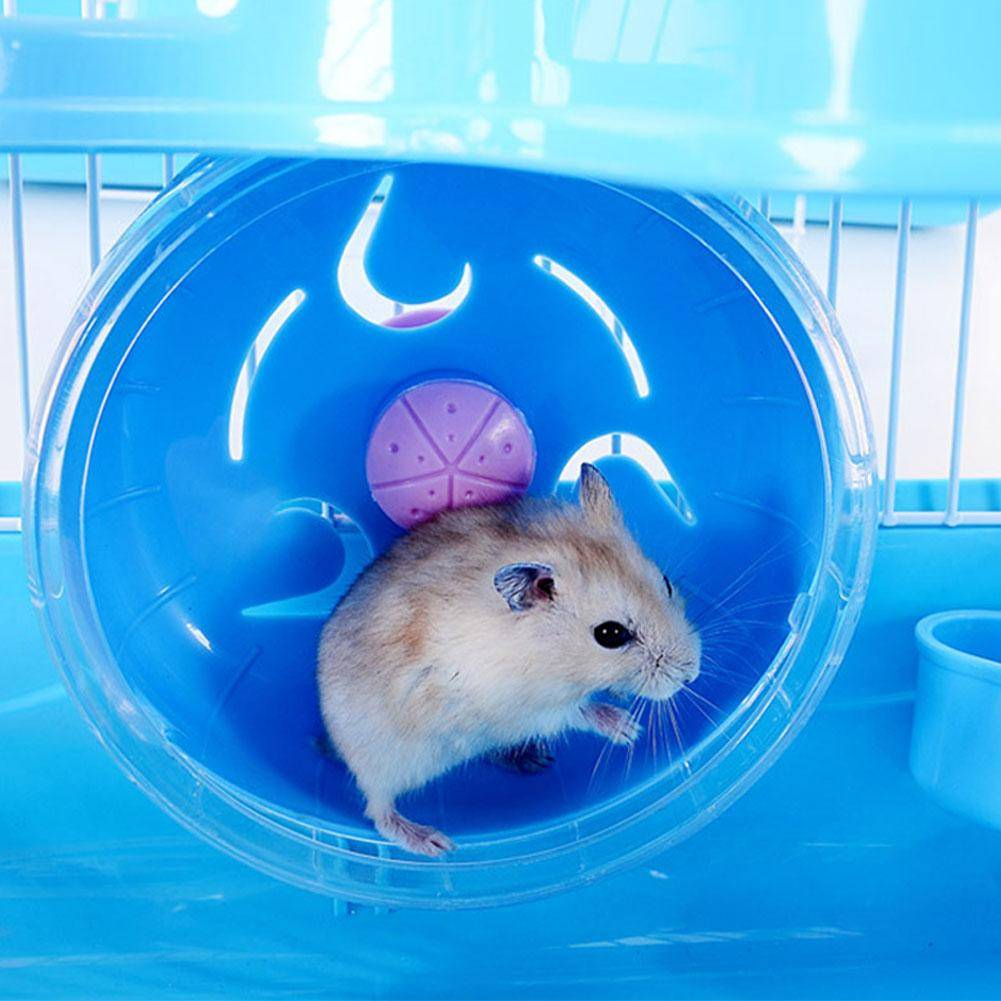 Luxury 3 Layers Pet Hamster Cage House